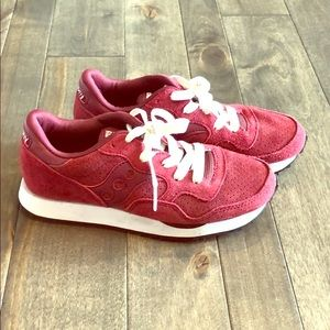 Madewell and Saucony Sneakers